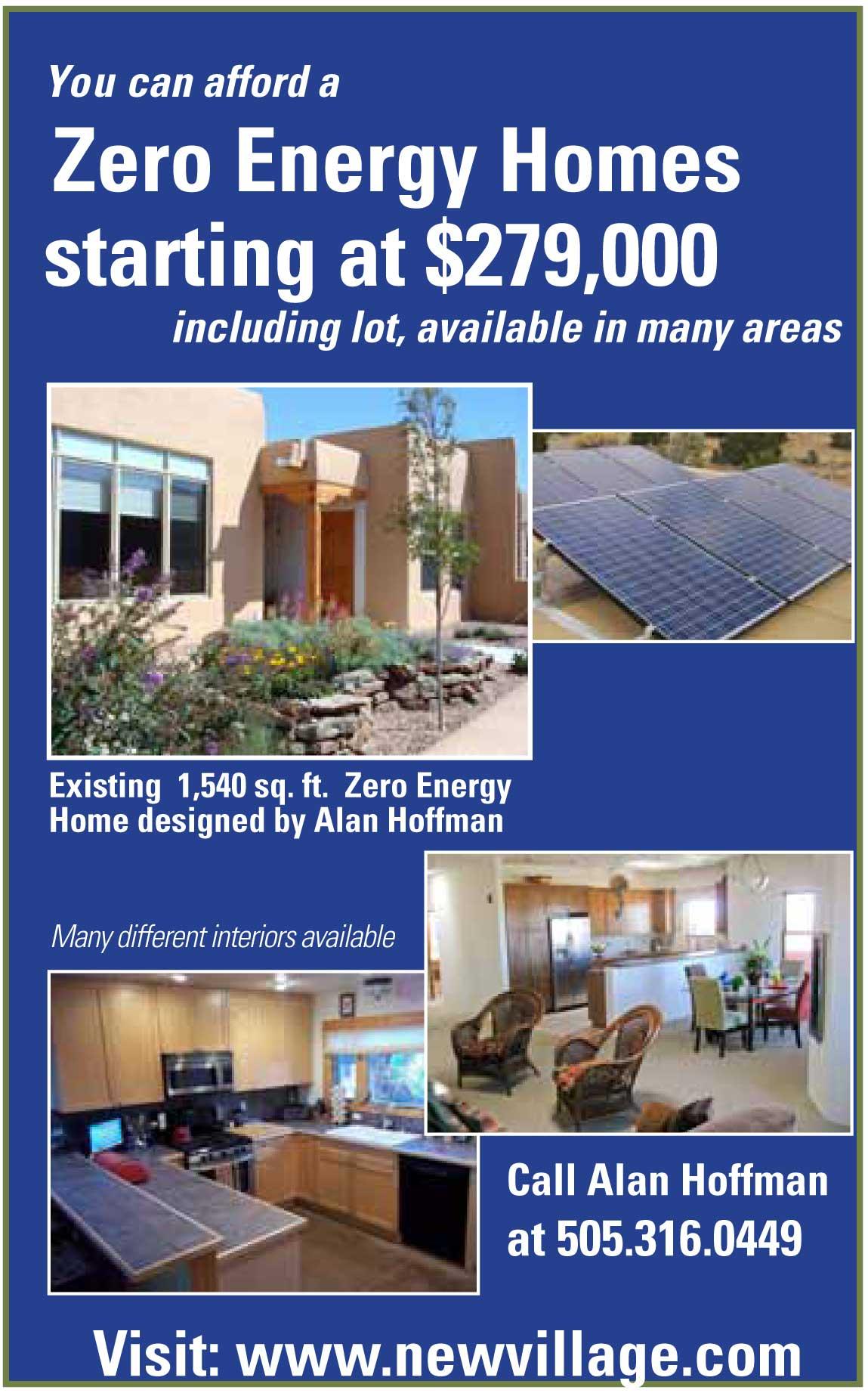 Home zero energy 279 natural homes Zero energy homes